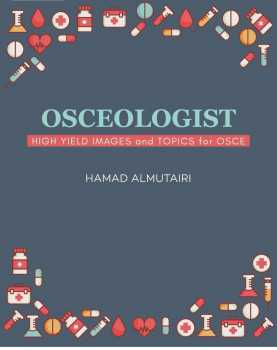 OSCEOLOGIST ( HIGH YIELD IMAGES and TOPICS for OSCE ) PDF