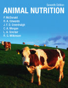 كتاب Animal Nutrition , 7th edition pdf