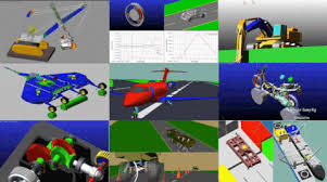 Simulation and Design Software Systems for Testing and Training