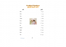 كتاب Cardinal Numbers & Ordinal Numbers pdf