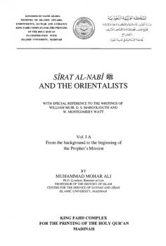 The Biography of the Prophet and the Orientalists