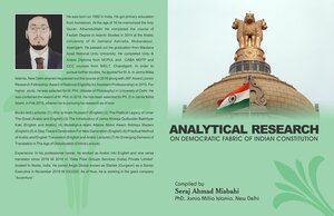 Analytical Research on Democratic Fabric of Indian Constitution pdf