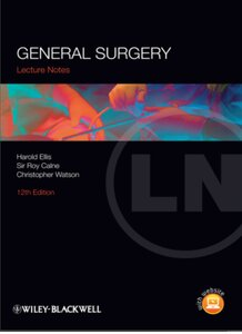 Lecture Notes: General Surgery - 12th Edition pdf