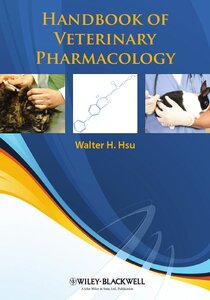 كتاب Handbook of Veterinary Pharmacology pdf