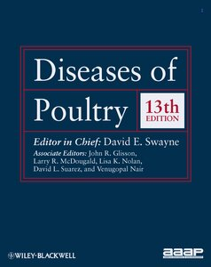 كتاب Diseases of Poultry, 13th edition pdf